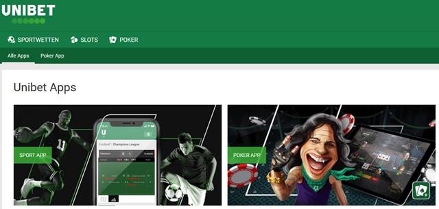 Sportwetten & Fussball Wetten App