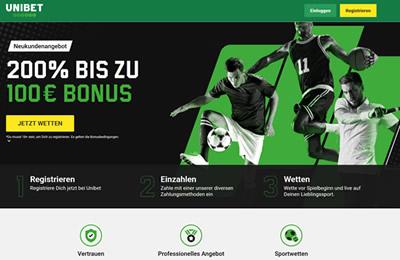 unibet sportwetten bonus - online live wetten